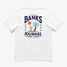 Scripture Faded Tee Shirt   Banks Journal– BANKS JOURNAL