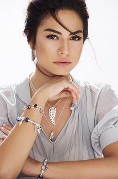 For Fans of Turkish Actors and Actresses Turkish Women Beautiful, Turkish Men, Turkish Fashion, Turkish Beauty, Turkish Actors, Pure Beauty, Timeless Beauty, Beauty Women, Cheap Pandora