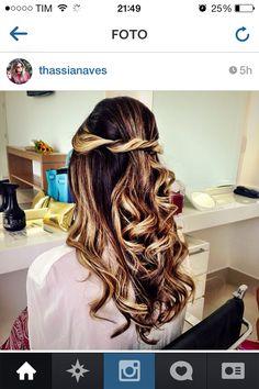 Lovin this hair ❤️