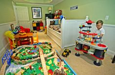 Gallery | Amazing Room: Kids' playrooms | ajchomefinder.com