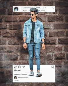 Instagram viral photo editing tutorial ep5 Studio Background Images, Background Images For Editing, Photo Background Images, Editing Pictures, Photography Poses For Men, Photoshop Photography, Instagram Photo Editing, Instagram Frame, Photoshop Images