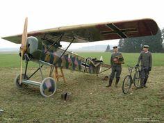 Fokker DV