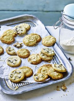 These are Mary Berry's favourite biscuits to make with her grandchildren – 3 classic biscuit flavours from just one batch of dough.