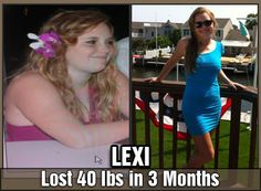Inspirational Stories - Lexi - DDP Yoga Results