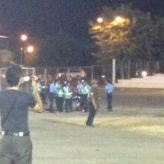 Concha acustica resguardo policial Concert, Police Officer, Concerts