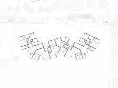 housing - ground floor - Lacroix Chessex - Vandoeuvres - Switzerland - 2011