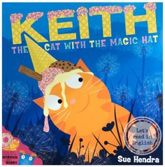 Keith The Cat With The Magic Hat Teaching Activities