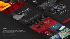 2018 portofolio_UI/UXpart 1_airlayer app - 브랜딩/편집, UI/UX App Ui, Ui Ux Design, Mockup, Movies, Movie Posters, 3d, Phone, Telephone, Films