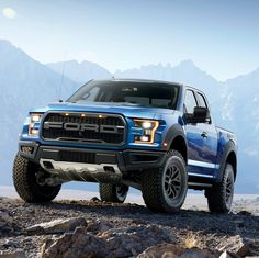 Ford just unveiled the new F-150 Raptor! It has an all-new high-output 3.5L EcoBoost engine that generates more power than the current Raptor's 6.2L V-8; a ten-speed transmission; redesigned, larger Fox Racing Shox; dual exhaust; all-new transfer case; and much more.