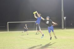Intramural sports are big at LeTourneau University, especially Ultimate Frisbee! http://www.letu.edu/