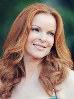 Marcia Cross - Julia Fairmont. The wife of the murder victim Bob Fairmont. Episode: Organ Grinder, season 2