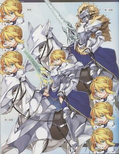 Artoria Lancer (Fate/Grand Order)