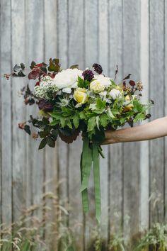 Autumn Wedding Inspiration in Ireland