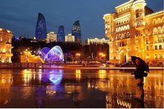 Baku nights ☺️