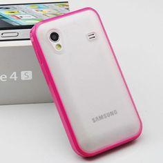 Soft TPU Silicone Matte Back Cover Case for Samsung Galaxy Ace S5830 Multi Color | eBay