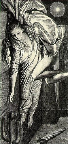 The Hundred-Headless Woman Opens Her August Sleeve by Max Ernst, 1929,