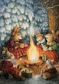 Pinzellades al món: Un Nadal molt animal / Una Navidad muy animal / A very animal christmas