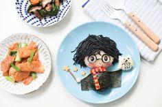 Dụ dỗ bé ăn ngon cùng cơm hộp bento hoạt hình siêu cấp đáng yêu - Ảnh 14.