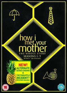 How I Met Your Mother - Season 1-9 [DVD] [2014]: Amazon.co.uk: Josh Radnor, Jason Segel, Neil Patrick Harris, Alyson Hannigan, Cobie Smulders, Pamela Fryman, Rob Greenberg, Michael J. Shea: DVD & Blu-ray