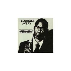 Teodross Avery - Post Modern Trap Music (CD)