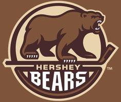Hershey Bears - New Logo