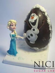 Frozen Easter