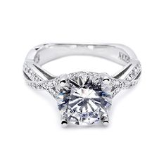 harry winston halo engagement ring - Google Search