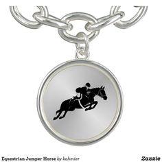 Equestrian Jumper Ho