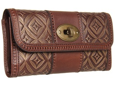 Fossil Vintage Revival Flap Clutch
