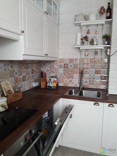 Любимая кухня на 8,5 кв. метров
