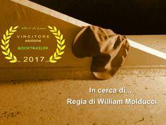 """Locandina del film """"In cerca di..."""" Regia di William Molducci"""