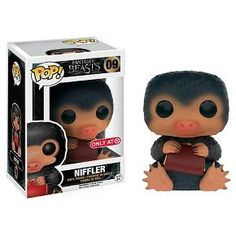 Funko POP! Fantastic Beasts Niffler with Coin Purse Mini Figure : Target