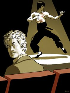 "David Henry Hwang looks at the life and the legend of Bruce Lee in his new play, ""Kung Fu."""