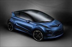 Tesla C - Concept Vehicle by Dejan Hristov.