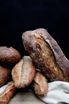Homemade bread inspiration.