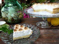 Pastel de Limón y Merengue {Lemon Pie} - Las Maria Cocinillas