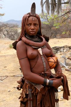 Planeta Africa: Tribu Himba en Imagenes