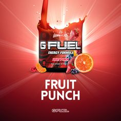 g fuel fruit punch weird fruit