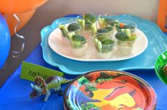 How to Throw a Totally Dino-Mite Dinosaur Party - | The Shopping MamaThe Shopping Mama