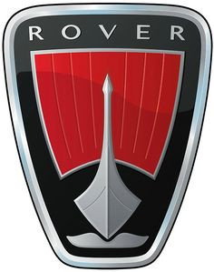 Rover - Founded: Founder: John Kemp Starley & William Sutton. The last Rover emblem, used before the company's discontinuation in featured an iconic Viking ship with silver body and red sails. Car Brands Logos, Car Logos, Logo Garage, Car Symbols, Art Deco Car, Austin Cars, Car Hood Ornaments, Lux Cars, Jaguar Land Rover