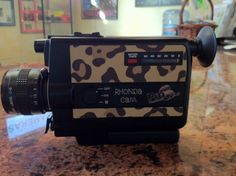 In the world of HDSLR, this brings me back to my Super-8 roots: The Rhonda Cam – A trendy Super 8 Camera from Pro8mm