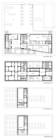 David Chipperfield Architects - Figge Art Museum in Davenport, Iowa