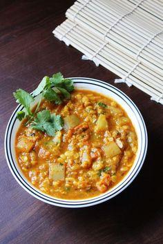Lauki chana dal recipe   Dudhi chana dal subzi (Curry)