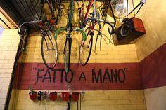Insight: An afternoon at Cicli Spirito