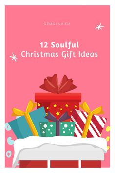 Get ready for a Different Christmas with 12 Soulful Christmas Gift ideas that you can get from Amazon. Aromatic Essence oil diffuser uses ultra...