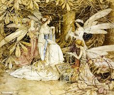 The Fairy Jewels Helen Jacobs 1912