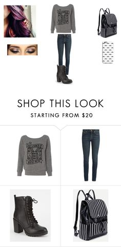 """""""Untitled #37"""" by princess-emmi on Polyvore featuring Disney, Yves Saint Laurent and Soda"""