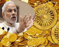PM Modi to Launch India Gold Coin Schemes on 5 November