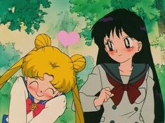 Find images and videos about anime, sailor moon and sailormoon on We Heart It - the app to get lost in what you love. Sailor Moons, Sailor Moon Manga, Arte Sailor Moon, Sailor Jupiter, Sailor Moon Crystal, Sailor Venus, Sailor Moon Aesthetic, Aesthetic Anime, Sailor Scouts