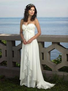 vestidos de novia largos